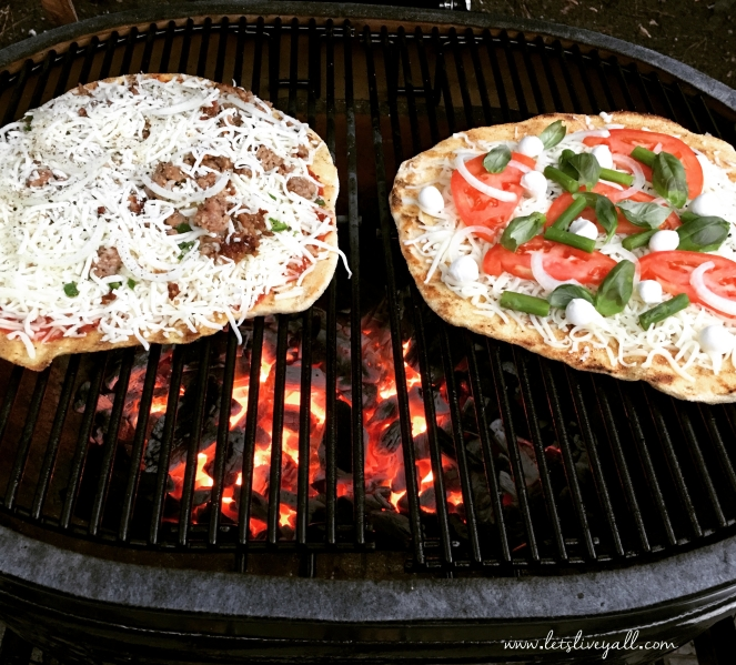 Lets Live Yall Pizza pizzas grilling.jpg